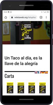 Rte. Mexicano La Lupita