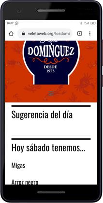 Bar Los Dominguez