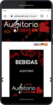 Café Auditorio
