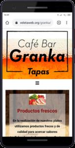 Café Bar Granka